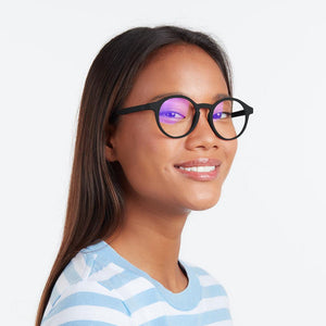 BARNER | Le Marais Blue Light Glasses | Black Noir - LONDØNWORKS
