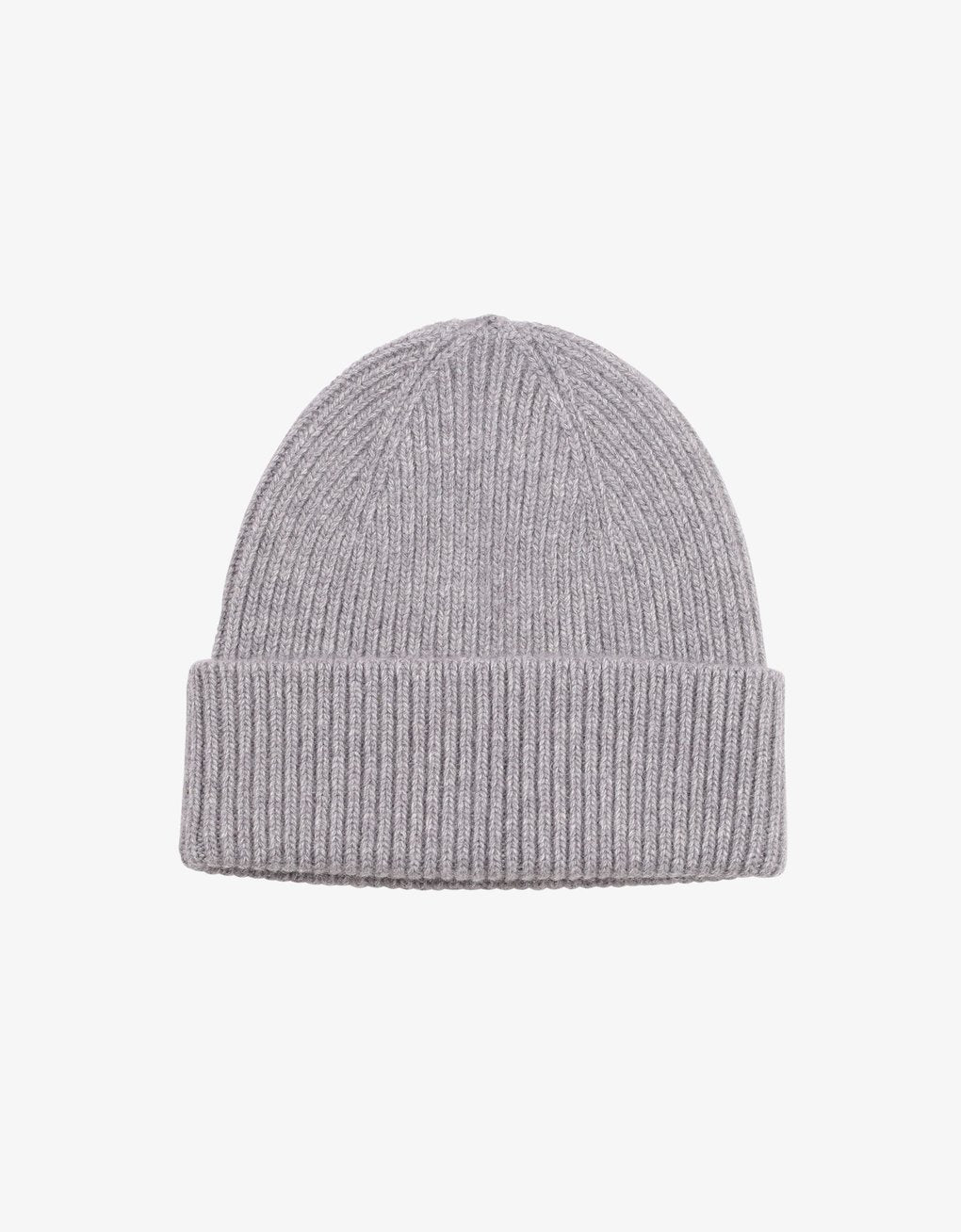 COLORFUL STANDARD | Merino Wool Beanie | Heather Grey - LONDØNWORKS