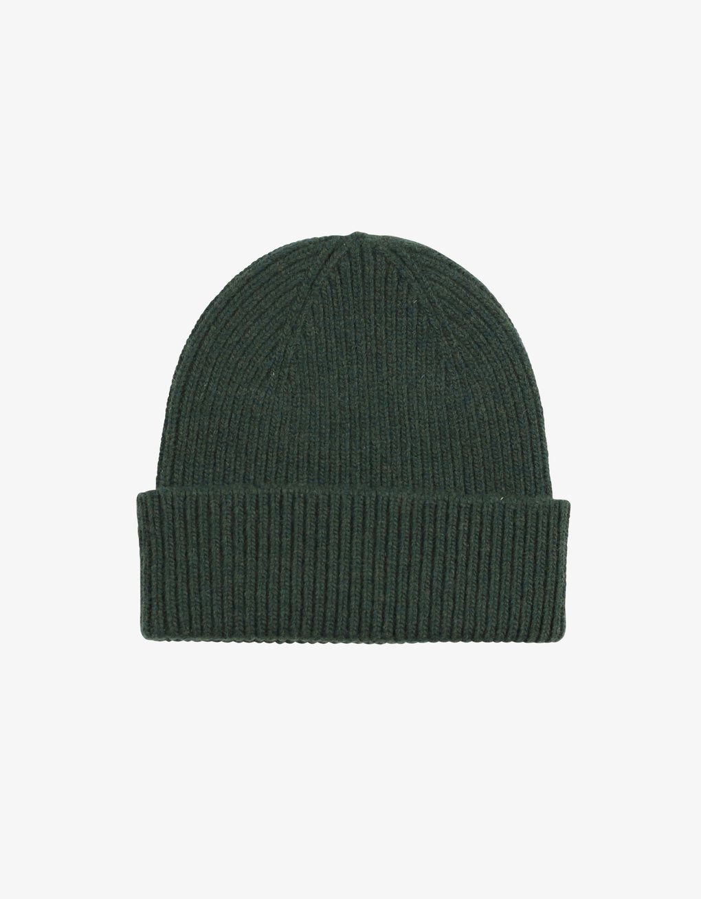 COLORFUL STANDARD | Merino Wool Beanie | Hunter Green - LONDØNWORKS