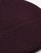 Load image into Gallery viewer, COLORFUL STANDARD | Merino Wool Beanie | Oxblood Red - LONDØNWORKS
