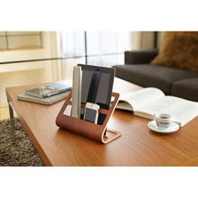 Load image into Gallery viewer, YAMAZAKI | RIN Remote Control & Tablet Organizer - LONDØNWORKS