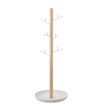 Load image into Gallery viewer, YAMAZAKI | Tosca Accessories Tree Display | White - LONDØNWORKS
