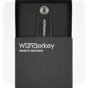 WUNDERKEY | Wunderkey Classic Key Holder | Black - LONDØNWORKS