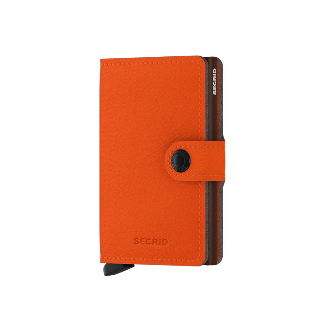 SECRID | Miniwallet Yard | Orange - LONDØNWORKS