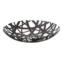 Load image into Gallery viewer, YAMAZAKI | Tower Fruit Bowl | Black - LONDØNWORKS