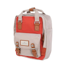 Load image into Gallery viewer, DOUGHNUT | Macaroon Mini Backpack | Pumpkin & Ivory - LONDØNWORKS