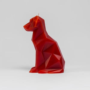 PYROPET | Voffi Dog Candle | Terracotta - LONDØNWORKS