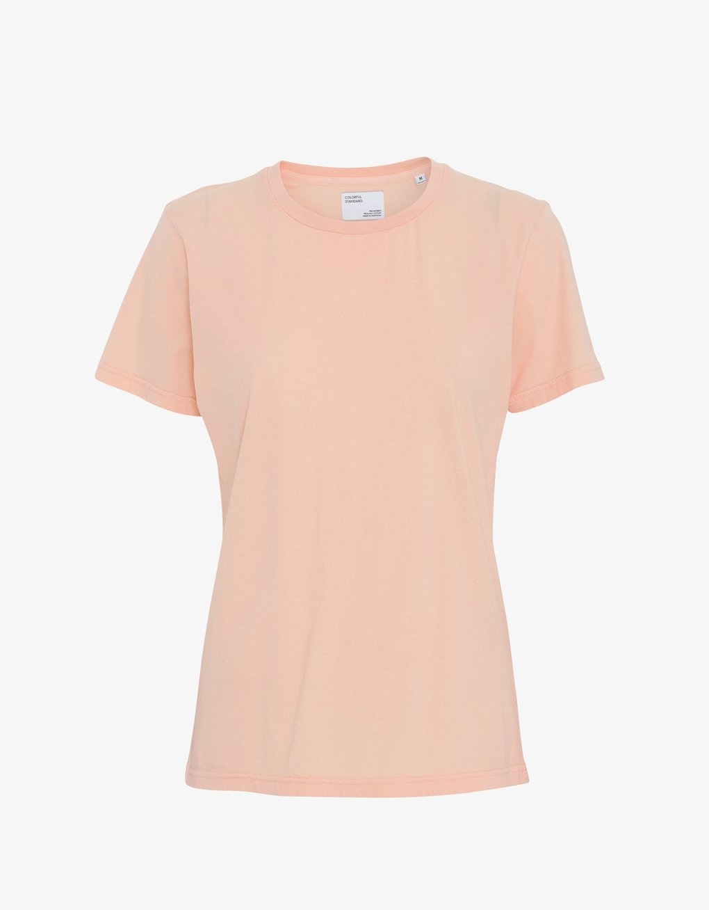 COLORFUL STANDARD | Women Organic T-shirt | Paradise Peach - LONDØNWORKS