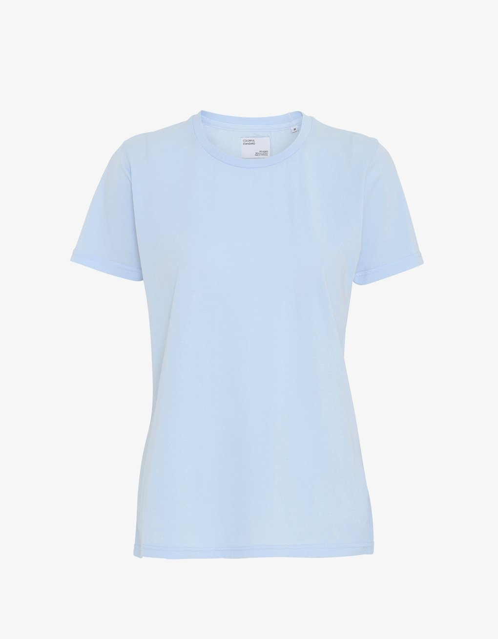 COLORFUL STANDARD | Women Organic T-shirt | Polar Blue - LONDØNWORKS