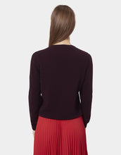 Load image into Gallery viewer, COLORFUL STANDARD | Light Merino Wool Crewneck | Oxblood Red - LONDØNWORKS