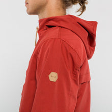 Load image into Gallery viewer, RVLT REVOLUTION | Hooded Jacket 7616 | Red - LONDØNWORKS