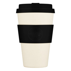 ECOFFEE | Black Nature | 14oz / 400ml | Cream & Black - LONDØNWORKS