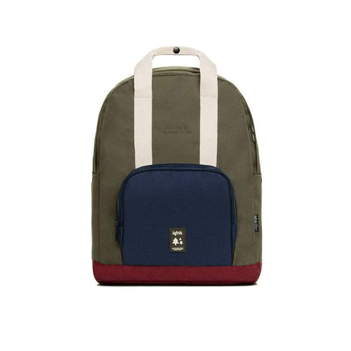 LEFRIK | Capsule Backpack | Multi Navy - LONDØNWORKS