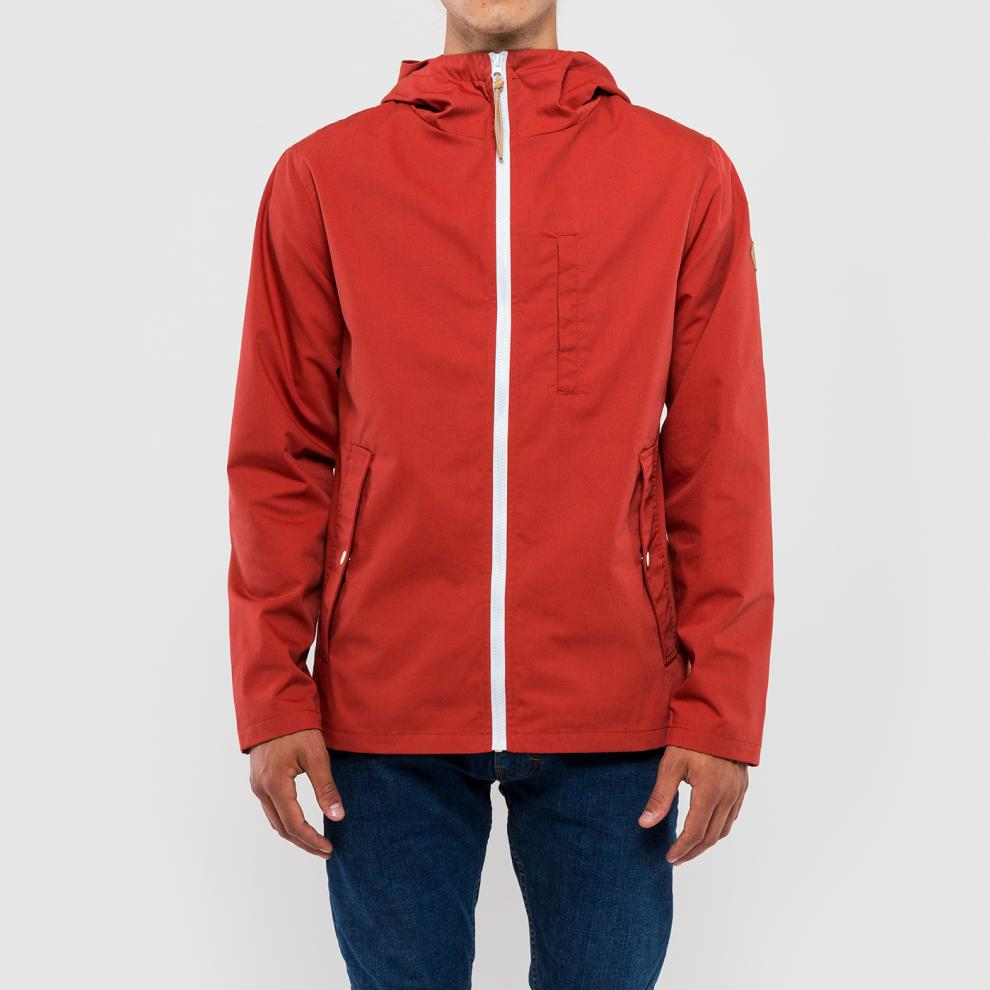 RVLT REVOLUTION | Hooded Jacket 7616 | Red - LONDØNWORKS