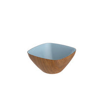 Load image into Gallery viewer, ROBEX | Square Bowl 22 cm | Mahogany Blue - LONDØNWORKS