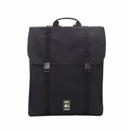 LEFRIK | Handy Backpack | Black - LONDØNWORKS