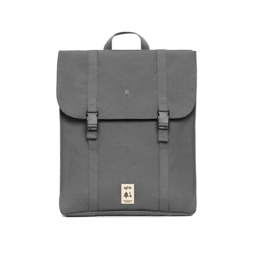 LEFRIK | Handy Backpack | Grey Ecru - LONDØNWORKS