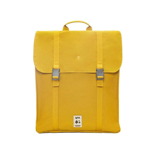LEFRIK | Handy Backpack | Mustard - LONDØNWORKS