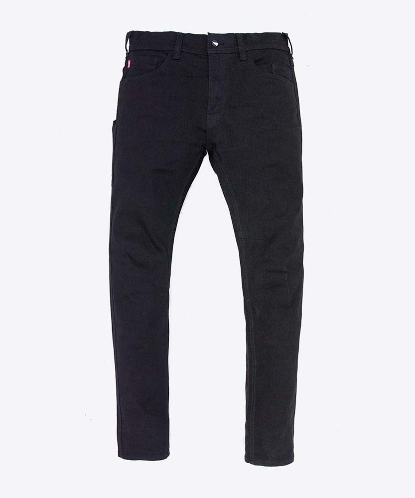 SAINT | 5 Pocket Jeans| Black - LONDØNWORKS