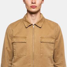 Load image into Gallery viewer, RVLT REVOLUTION | Shirt Jacket 7663 | Khaki - LONDØNWORKS