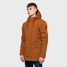 Load image into Gallery viewer, REVOLUTION | 7599 Parka Jacket | Orange - LONDØNWORKS