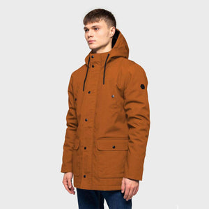 REVOLUTION | 7599 Parka Jacket | Orange - LONDØNWORKS