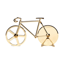 Load image into Gallery viewer, DOIY | Bike Pizza Cutter | Gold - LONDØNWORKS