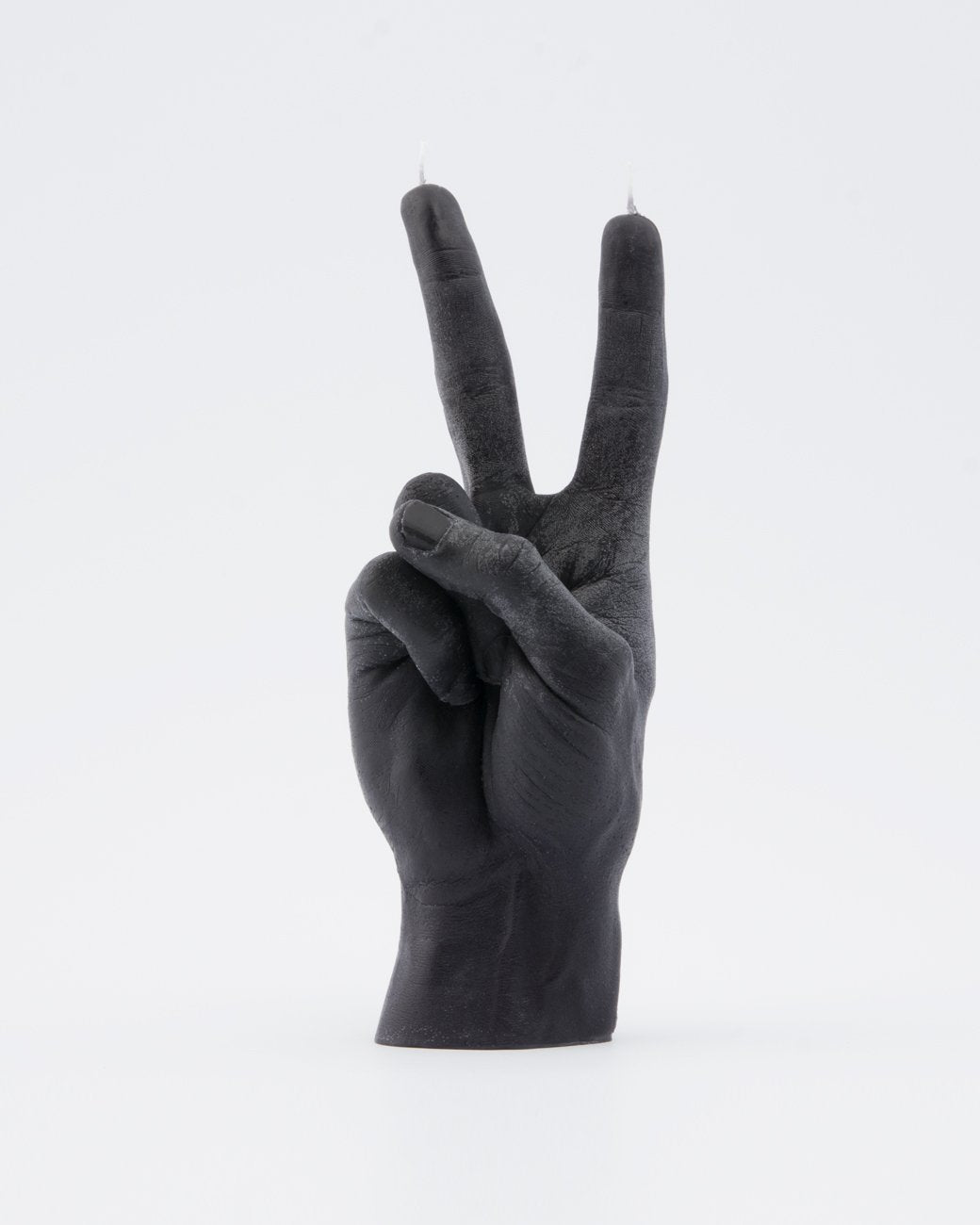 BEYOND LIVING | Victory Candle Hand | Black
