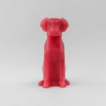 Load image into Gallery viewer, Copy of PYROPET | Voffi Dog Candle | Berry - LONDØNWORKS