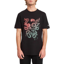 Load image into Gallery viewer, VOLCOM | Pangeaseed T-Shirt | Black - LONDØNWORKS