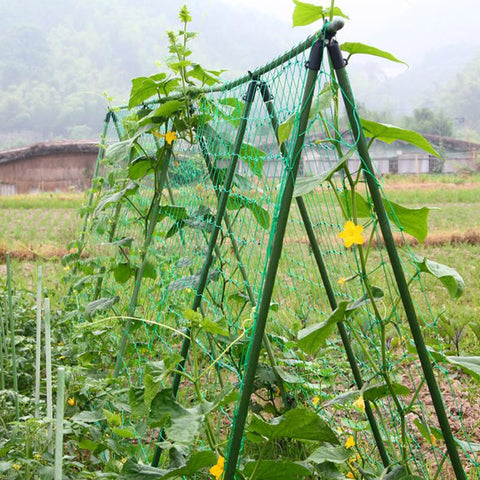 Nylon Garden Trellis Net Support for