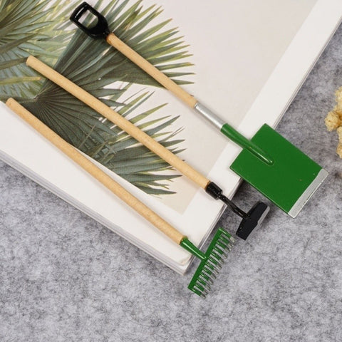 Gardening Tools 1:12 Dollhouse Outdoor