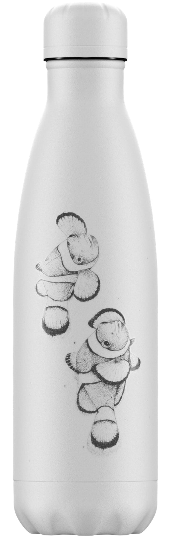 Double-Walled Stainless Steel Bottle 500ml - Sealife