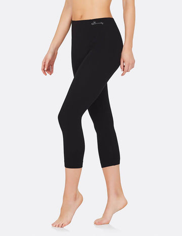 Organic Bamboo 3/4 Leggings