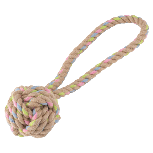 Hemp Rope Dog Toy