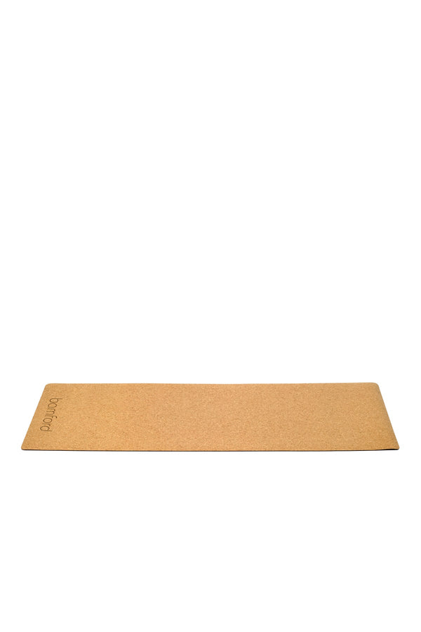 Natural Cork & Rubber Yoga Mat