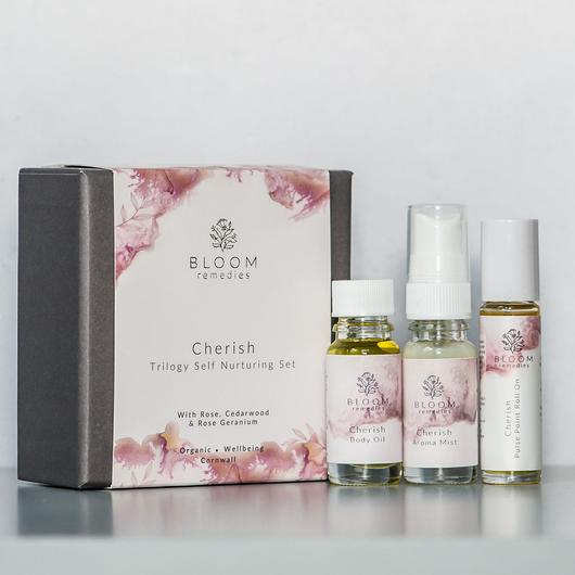 Cherish Trilogy Nurturing Set