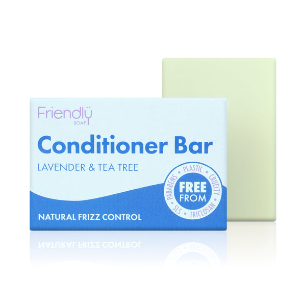 Lavender Tea Tree Conditioner Bar