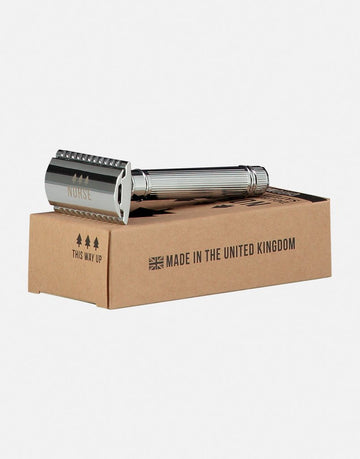 Chrome Safety Razor