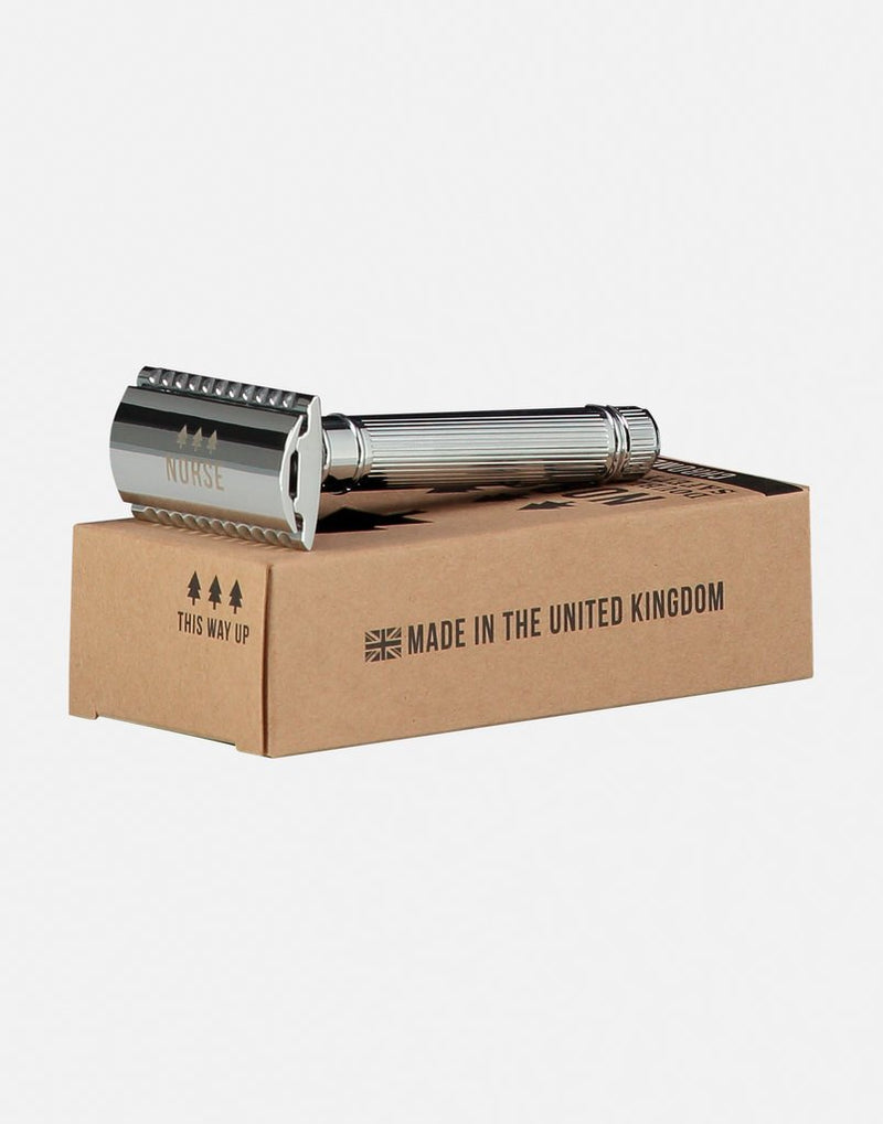 Double Edged Safety Razor - Thin Handled