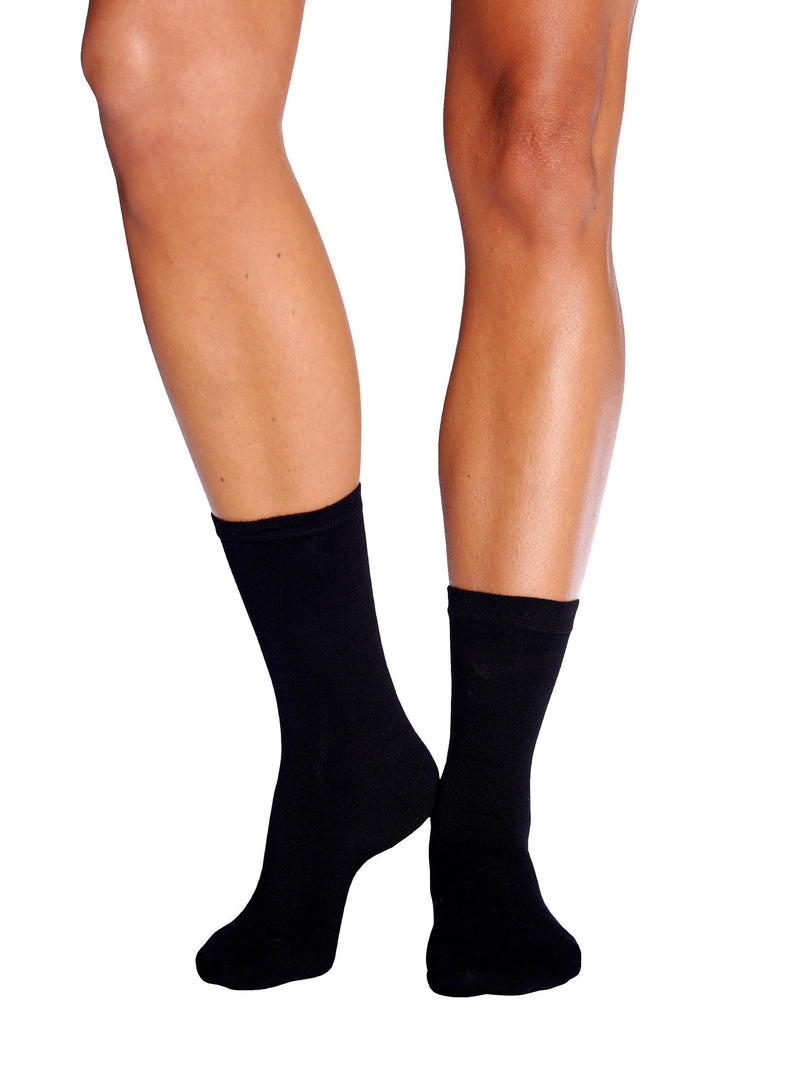Organic Bamboo Women's Everyday Socks