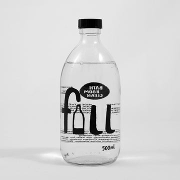 Refillable Bathroom Cleaner | Dandelion