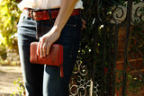 Recycled London Fire-Hose Purse