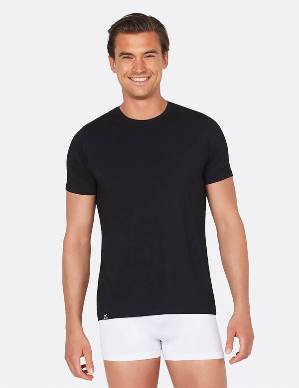 Organic Bamboo Men's Crew Neck T-Shirt