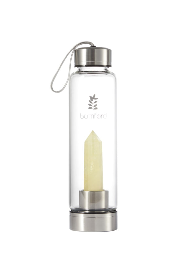 Crystal & Glass Water Bottle