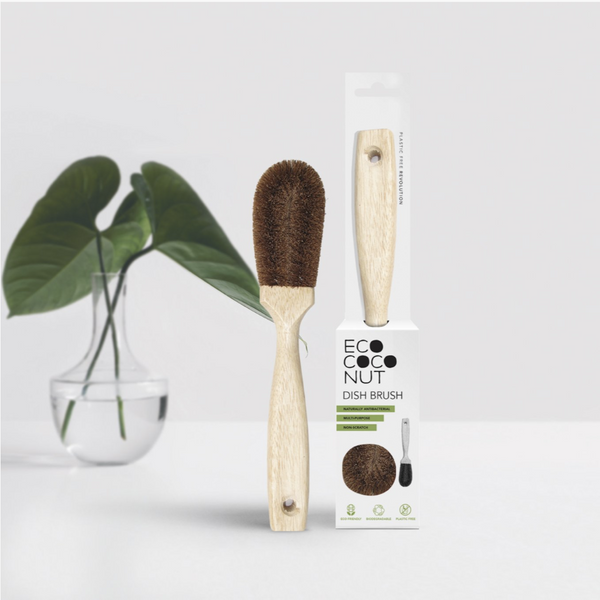 Coconut Husk Kitchen Cleaning Brush