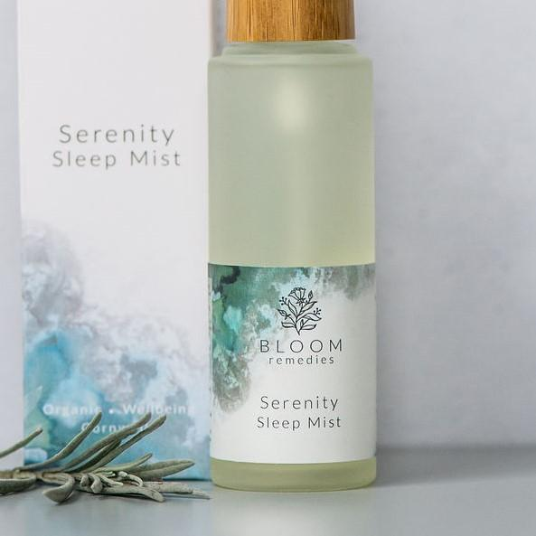 Serenity Sleep Mist With Geranium & Ylang Ylang