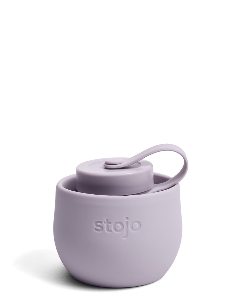 Stojo Reusable Pocket Bottle - Lilac