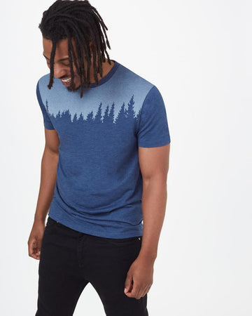 Juniper Recycled Polyester, Tencel & Organic Cotton T-Shirt