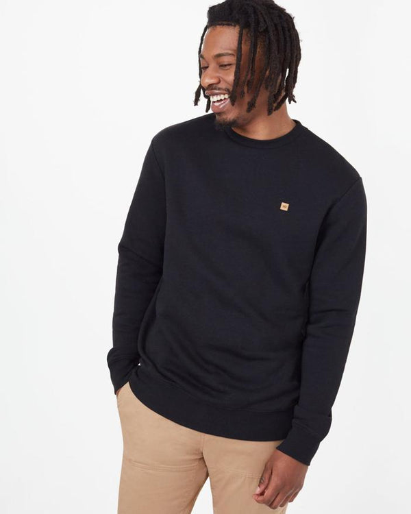 TreeFleece Recycled Polyester, Tencel & Organic Cotton Classic Crew